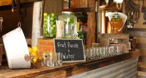 fruit punch water