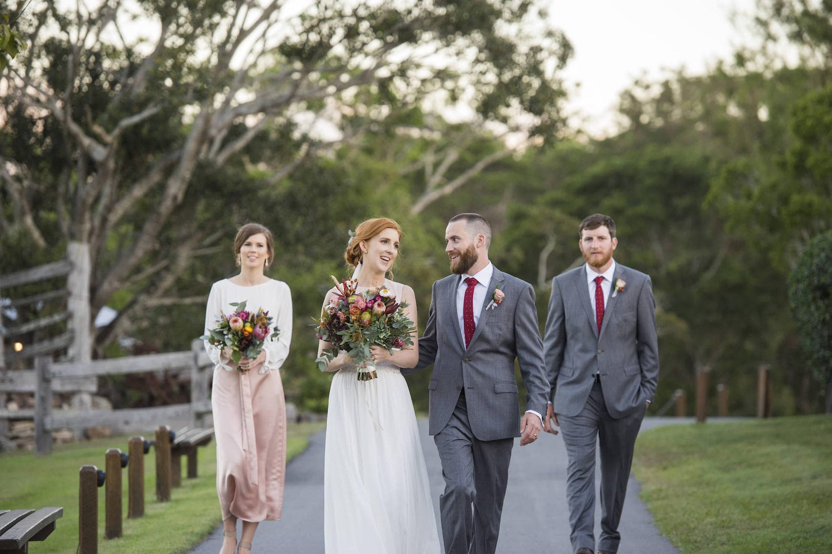 private wedding venues sunshine coast | Yandina Station Weddings - Studio Sixty Photography